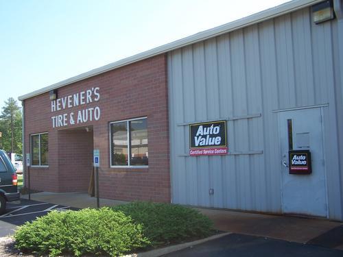 Heveners Tire and Auto
