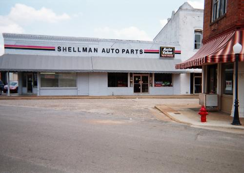 Shellman Auto Parts storefront. Your local Tri-States Automotive Warehouse, Inc in Shellman, GA.