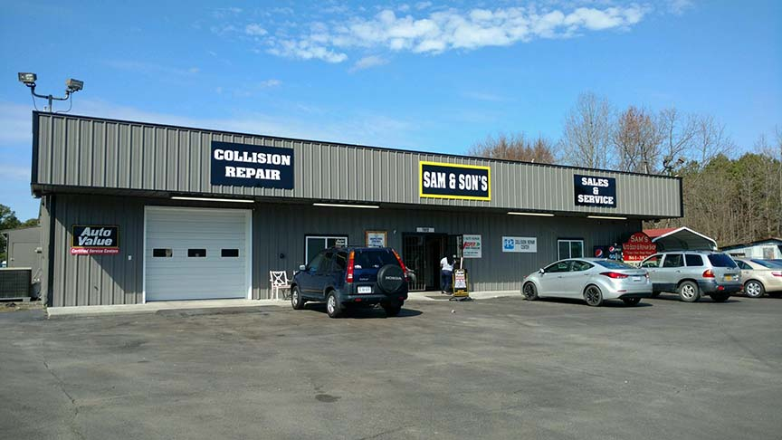 Sam's Repair Shop