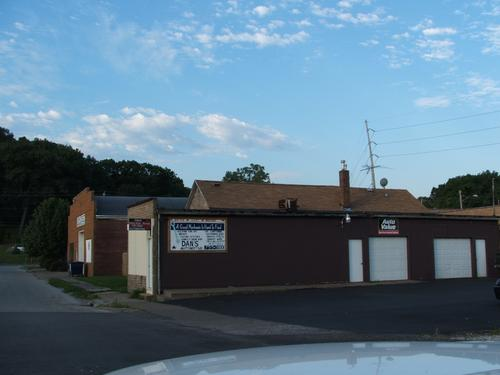 Dan's Automotive storefront. Your local The Merrill Co. in East Moline, IL.
