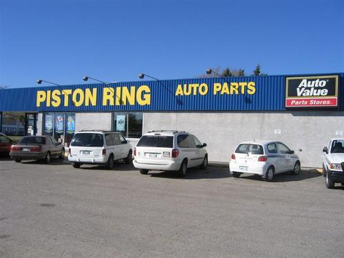 Piston Ring - North