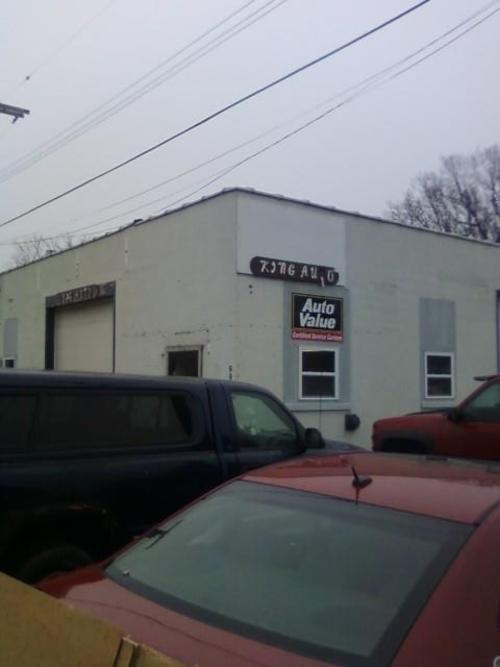 King Automotive storefront. Your local Auto-Wares, Inc in Caseville, MI.