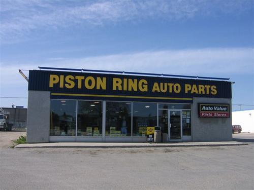 Piston Ring - East