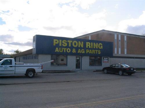 Piston Ring - Morris