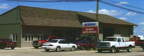 Kevin's Service storefront. Your local Auto-Wares, Inc in Shepherd, MI.