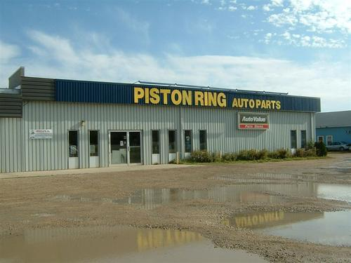 Piston Ring - Dauphin