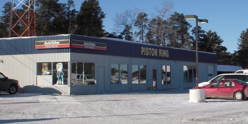 Piston Ring - Vermilion Bay