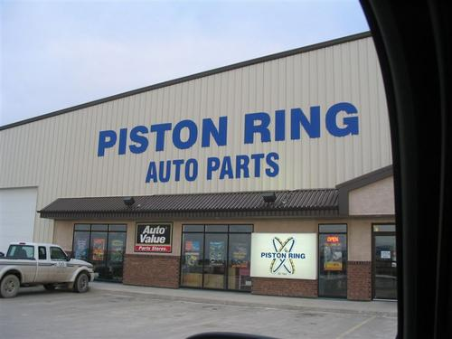Piston Ring - Steinbach