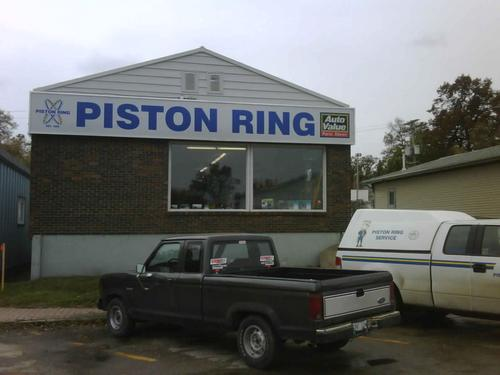 Piston Ring - Carman