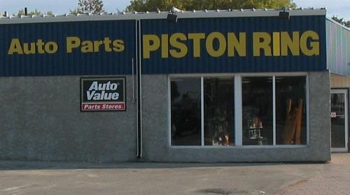 Piston Ring - Selkirk