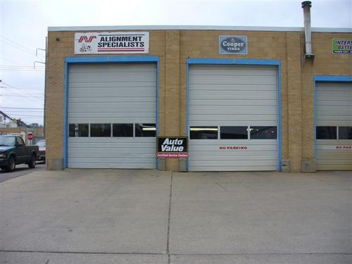 Budget Motors, Inc. storefront. Your local The Merrill Co. in Sioux City, IA.