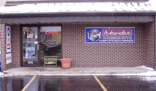 Lamp Automotive storefront - Your local Auto Parts store in Wauconda, ILLINOIS (IL)