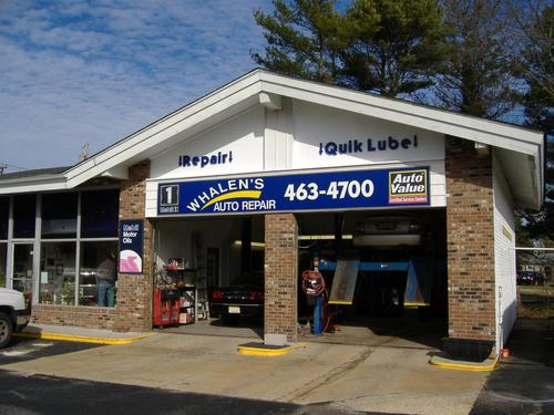 Whalens Auto Inc storefront. Your local Eastern Warehouse Distributors, Inc. in Cape May Courthouse, NJ.