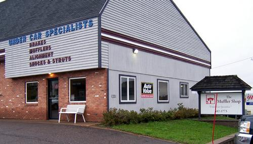 The Muffler Shop