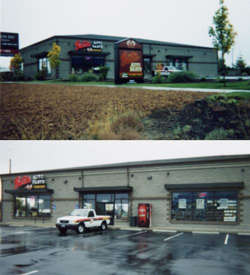 Baxter Auto Parts #21 storefront. Your local Performance Warehouse in Bend, OR.