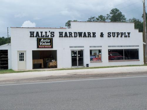 Hall's Hardware and Supply storefront. Your local Tri-States Automotive Warehouse, Inc in Ponce de Leon, FL.