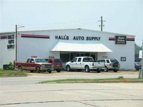 Halls - Foley storefront. Your local Tri-States Automotive Warehouse, Inc in Foley, AL.