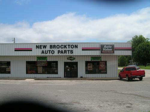 New Brockton Auto Parts storefront. Your local Tri-States Automotive Warehouse, Inc in New Brockton, AL.