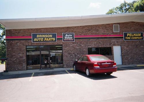 Brinson Auto Parts