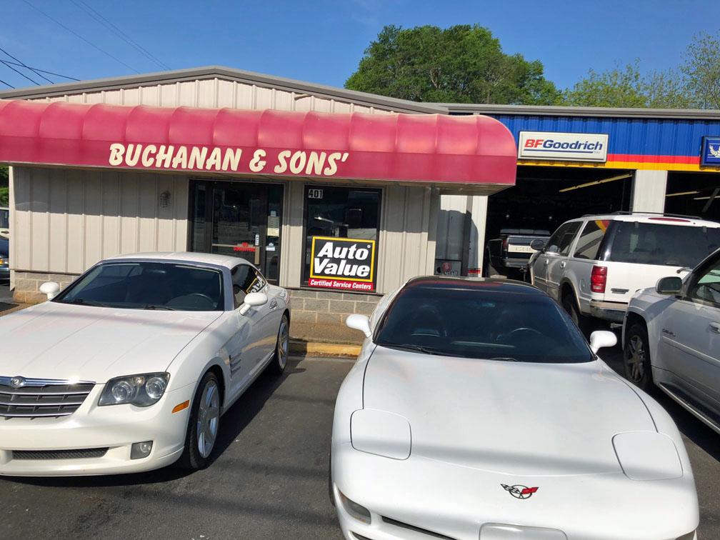 BUCHANAN & SONS TIRE & AUTO