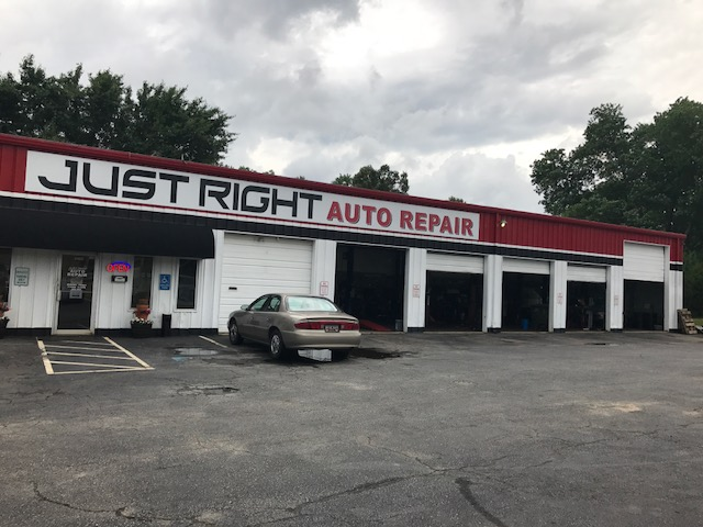 JUST RIGHT AUTO INC