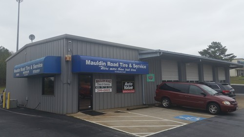 MAULDIN ROAD TIRE-SERVICE