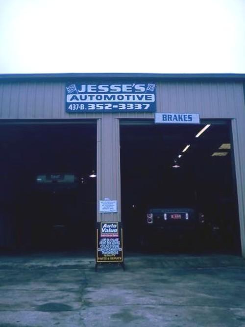 JESSE'S AUTOMOTIVE LLC