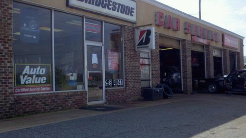 PHENIX FIRESTONE STORE