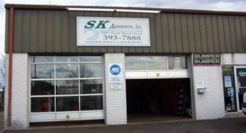 SK Automotive Inc storefront - Your local Auto Parts store in Lansdale, PENNSYLVANIA (PA)
