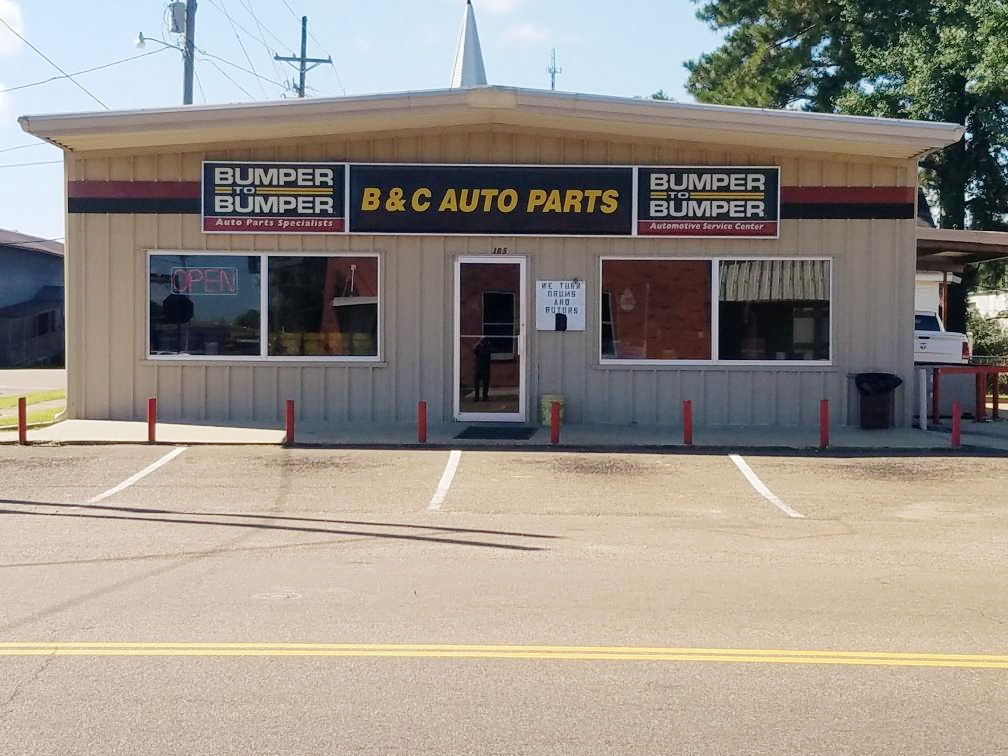 B Auto Parts >> B C Auto Supply Parts Store In Crystal Springs Ms 1140609