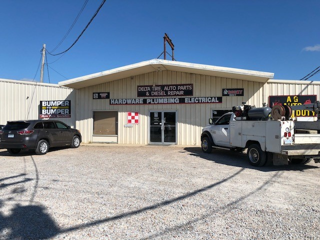 Delta Tire Auto Parts and Diesel Repair - Parts Store in ...