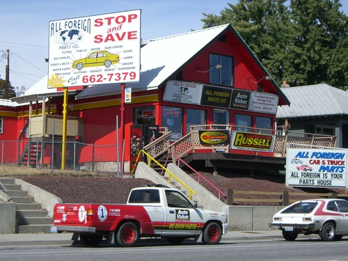 Wenatchee, WA | | All Foreign Parts Co  (Auto Value)