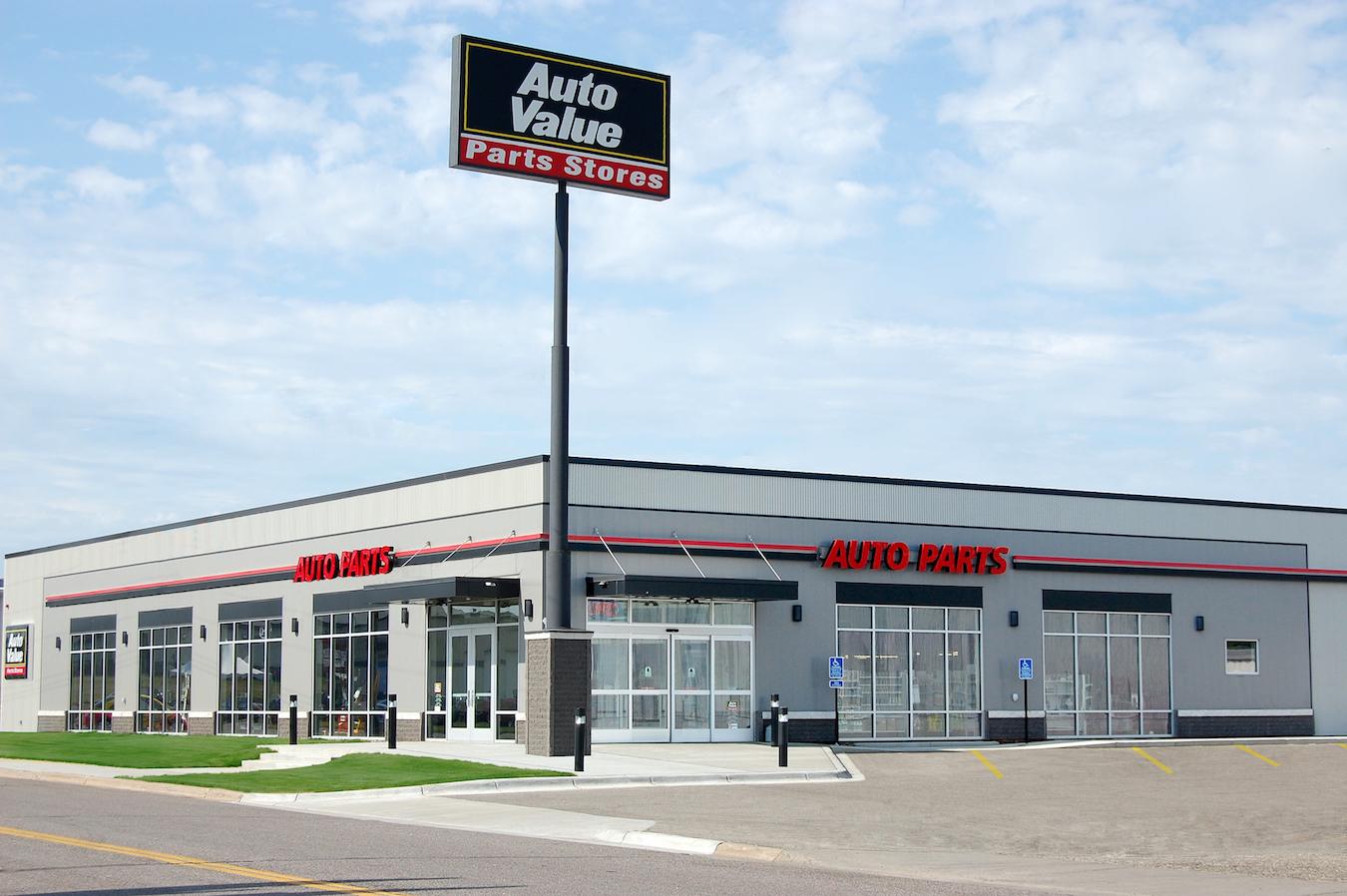 Car Parts Mn: St. Cloud (Auto Value