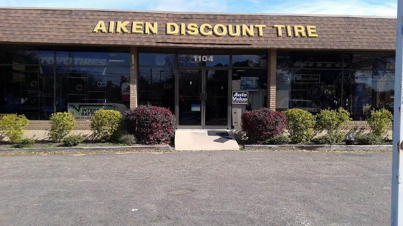 Closest Discount Tire >> Aiken Sc Aiken Discount Tire Auto Value