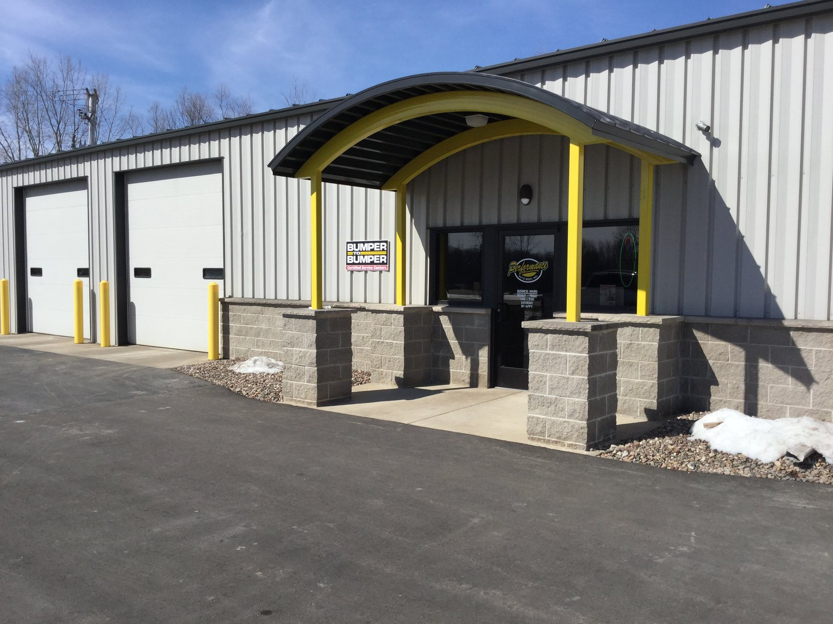 Performance Auto Body >> Performance Auto Body Inc Repair Center In Pulaski Wi