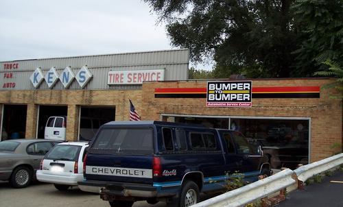 Ken S Tire Service Repair Center In Allegan Mi 918932